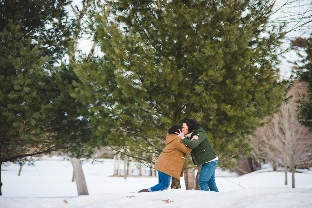 rhode island engagement session