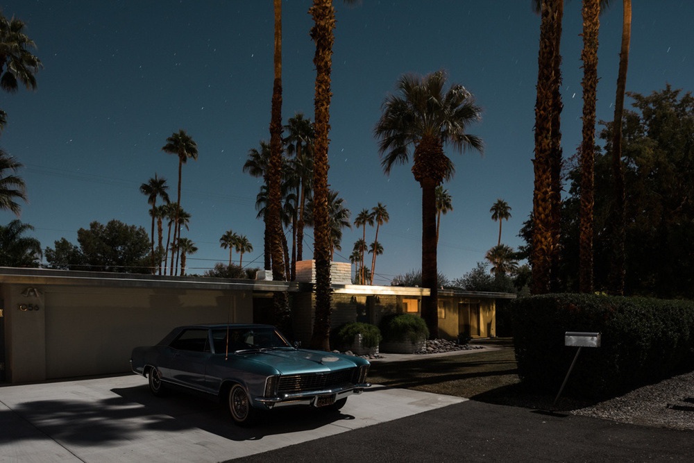 From the series 'Midnight Modern', by Tom Blachford.