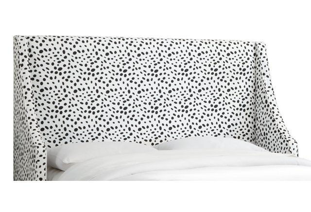 Headboard Mary Hickey Interiors