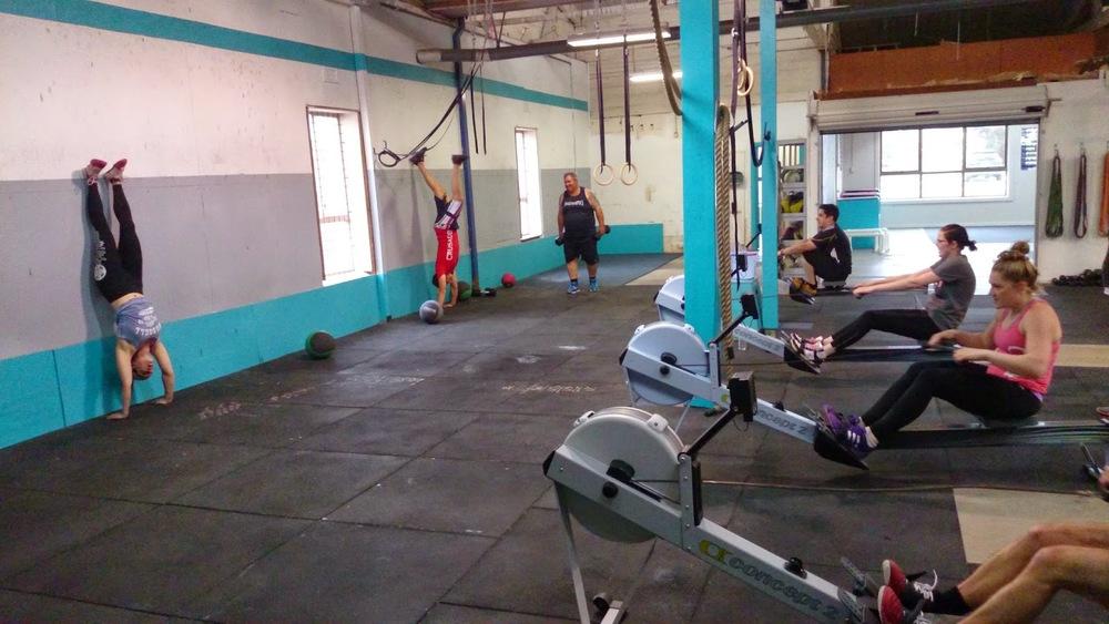 WOD — Blue Lake CrossFit   Mount Gambier