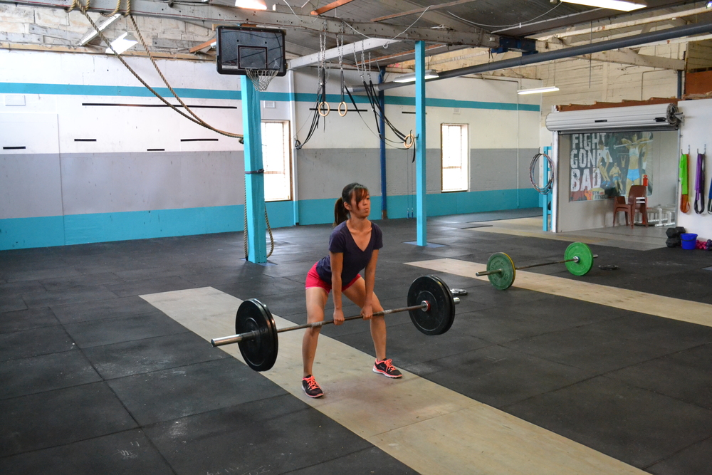 Strengthening The Lower Back Muscles Blue Lake Crossfit Mount