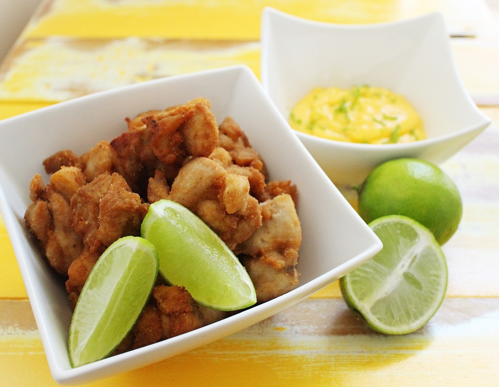 how to cook chicken karaage