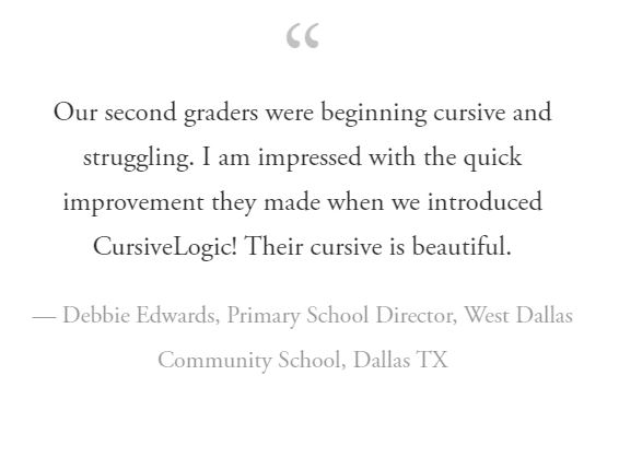 Debbie Edwards, Primary School Director, West Dallas Community School, Dallas TX