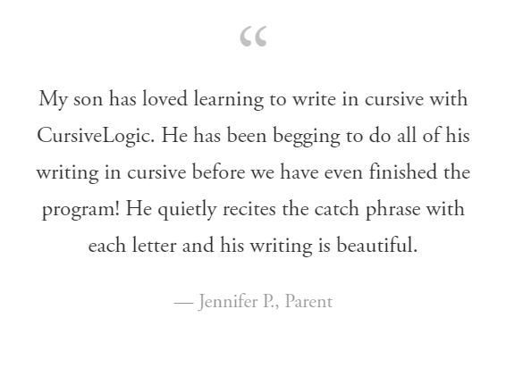 Jennifer P., Parent