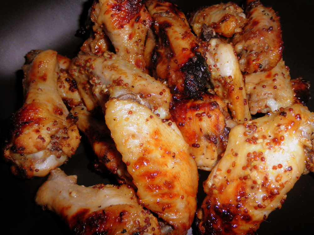 Marinade is enough for about 20 pieces of chicken depending on the size so double or triple the recipe if you have more chicken.