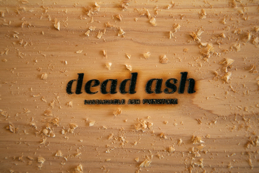 Dead Ash Sustainable Ash Furniture