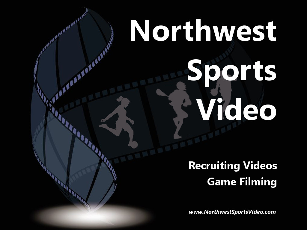 Northwest Sports Video.  College Recruiting Videos.  Game Filming.  Soccer.  Lacrosse.  Football.  All others.
