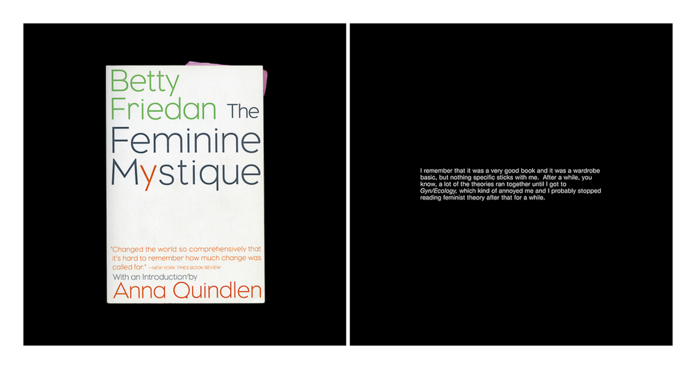 The Feminine Mystique 2001  2009