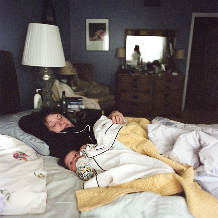 Cosleeping, Cincinnati, Ohio  2014