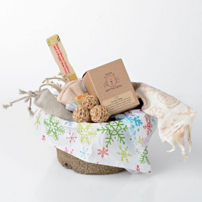 Organic Cat Gift Box - $68.50