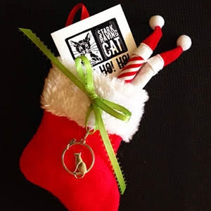 Santa's Rocking Stocking Catnip Joints - $15.00