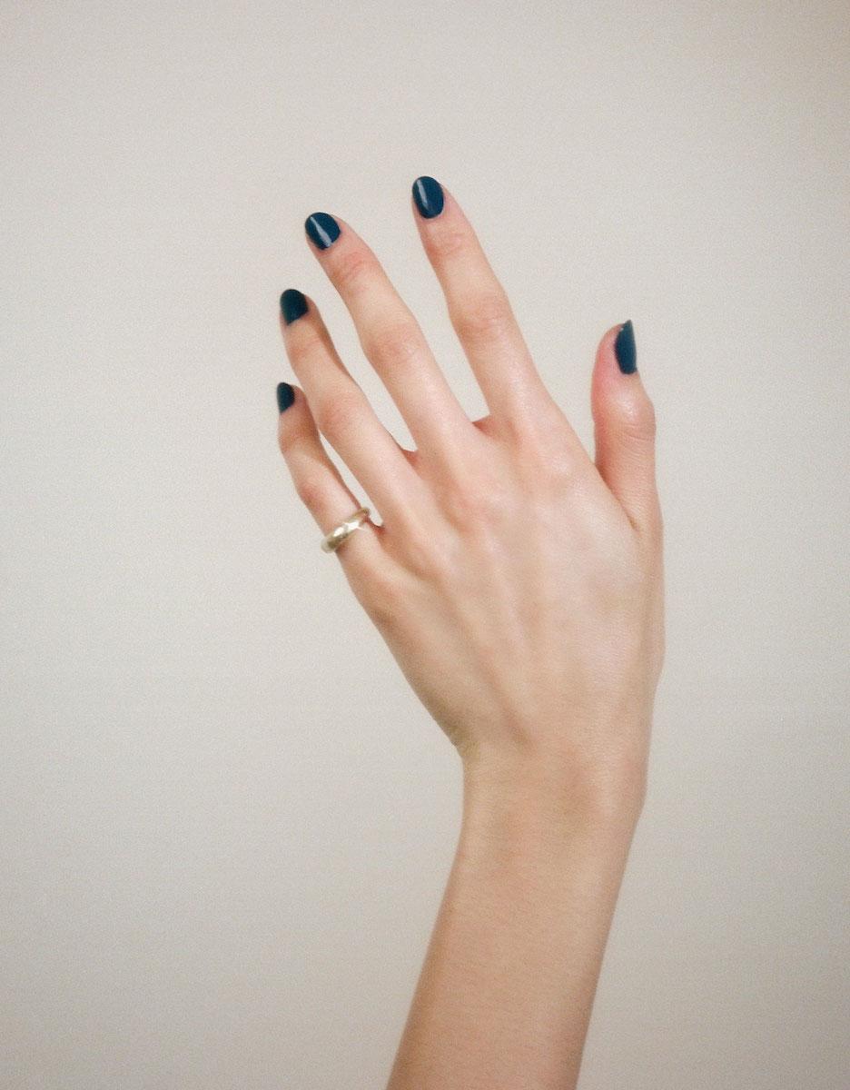 Blue Nudes - J. Hannah Polish
