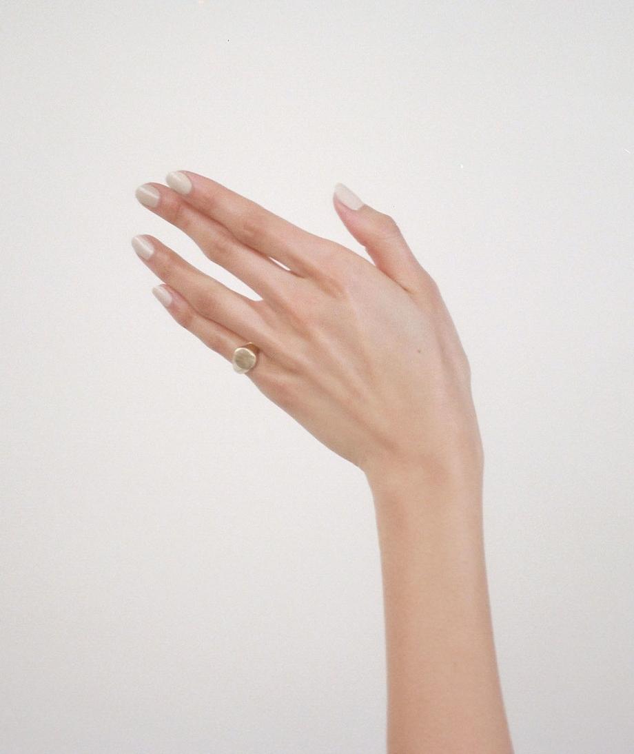 j hannah nail polish - marzipan