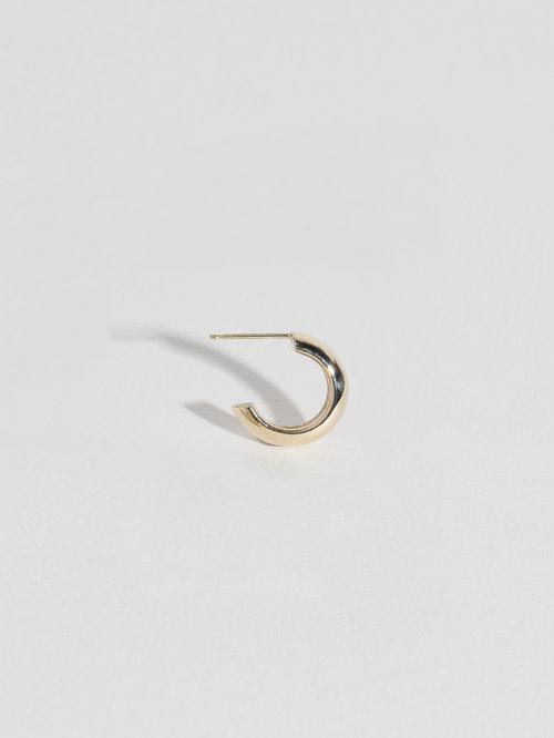 Form Hoop II — J Hannah Fine Jewelry For Fine La s