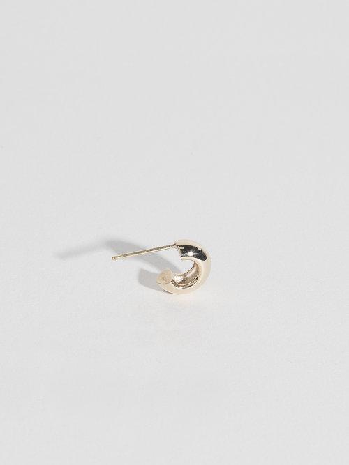 Form Hoop I — J Hannah Fine Jewelry For Fine La s