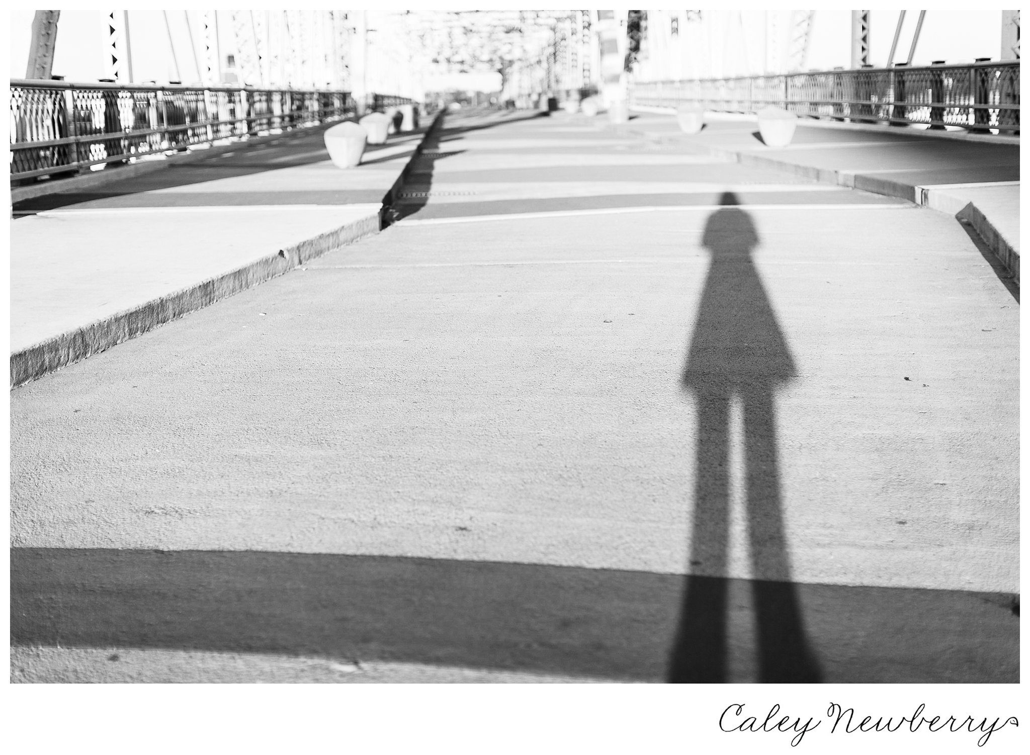 nashville wedding photographer, downtown nashville, shelby street pedestrian bridge, caley newberry photography