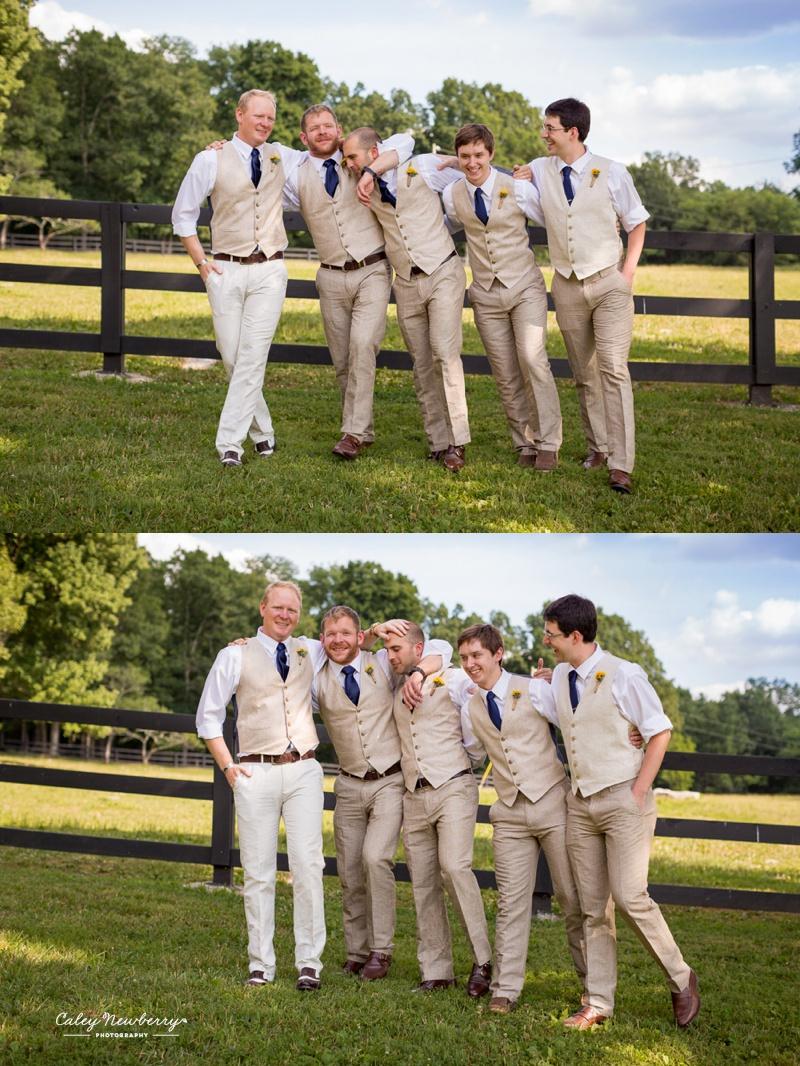 groomsmen candid photos