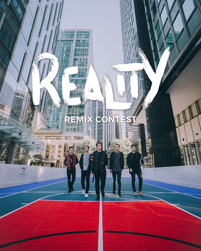 We're really excited to share a remix contest for our song 'Reality' on Splice.  Check out the link in our bio to get stems and enter!