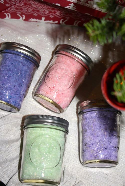 DIY: Epsom Salt Foot Soak — Take Off Your Party Dress