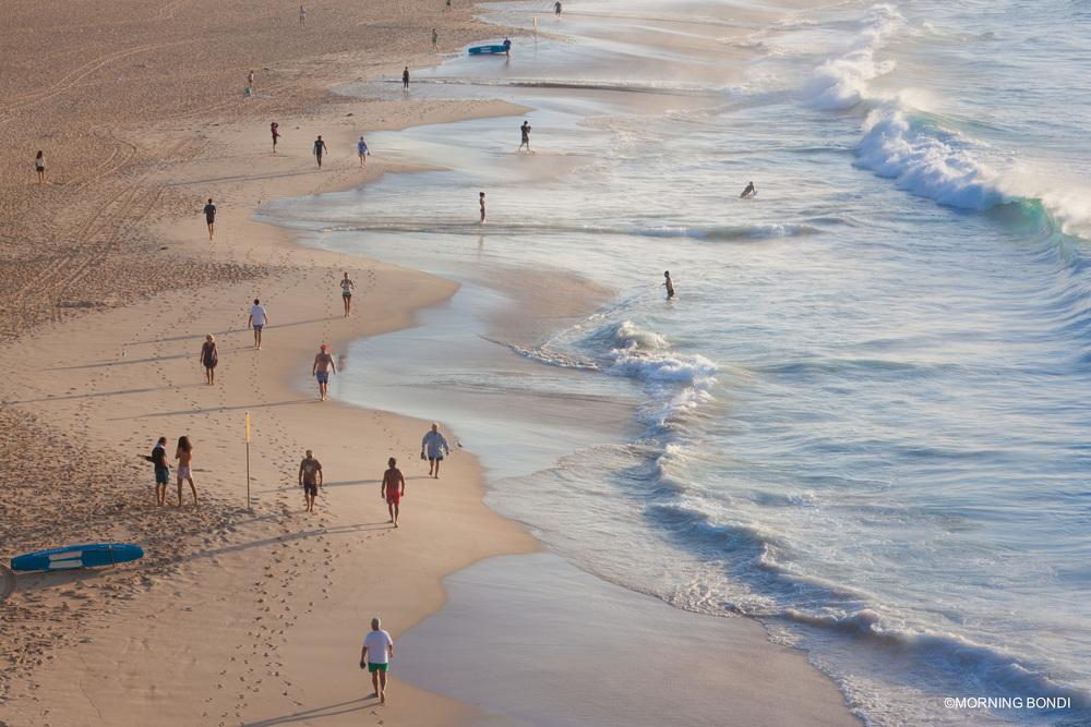 Beach activity (19.03.2015)