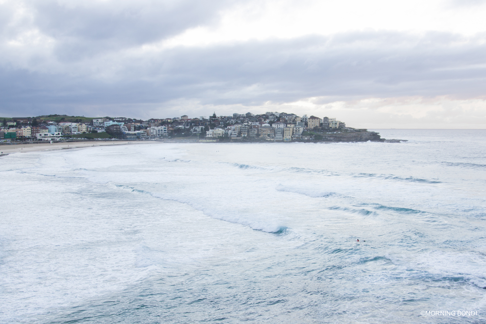 The Bondi Glacier (20.07.2015)
