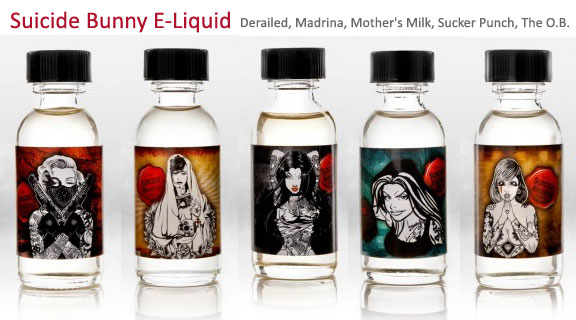 Suicide Bunny E-Liquid