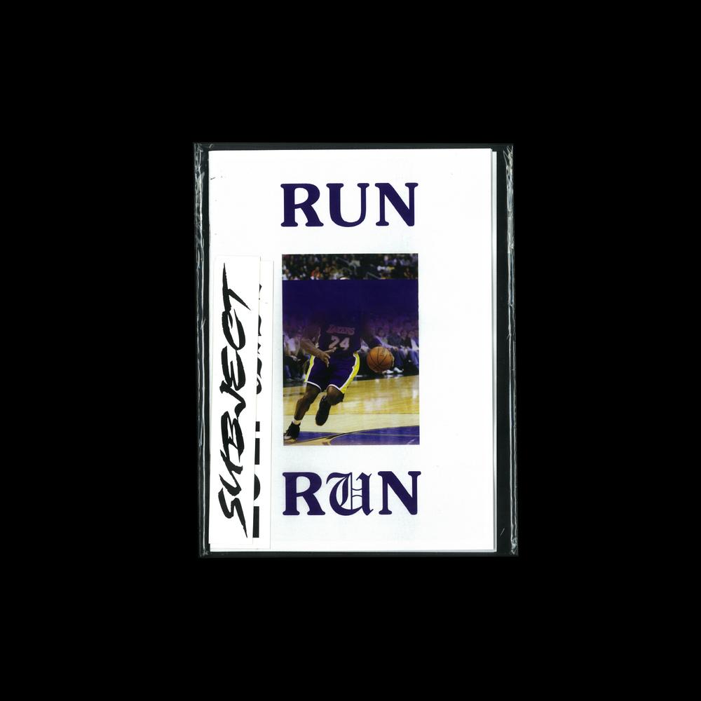 Run Run (Sold Out)