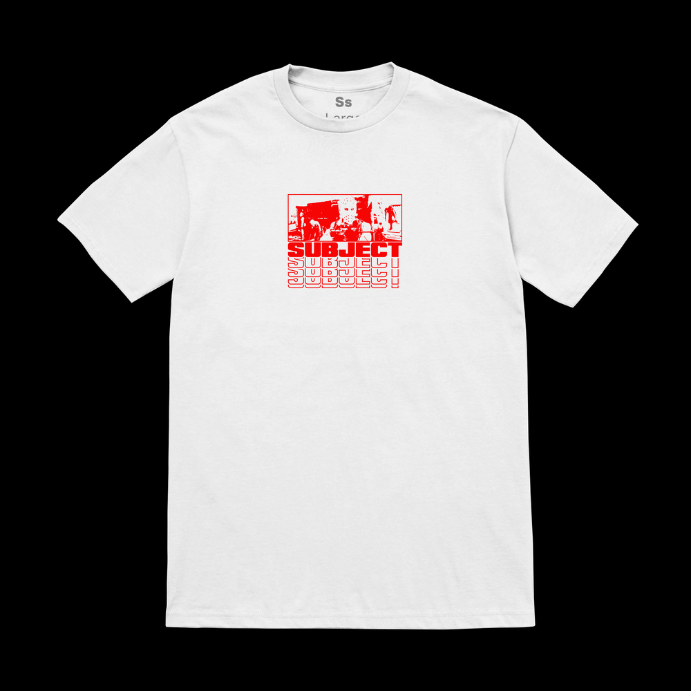 Heat T-Shirt –Red SOLD OUT