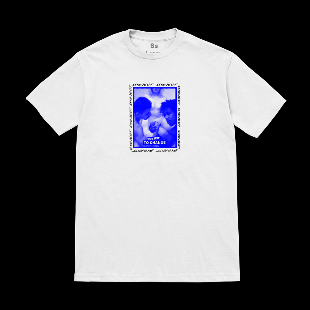 To Change T-Shirt –Blue SOLD OUT