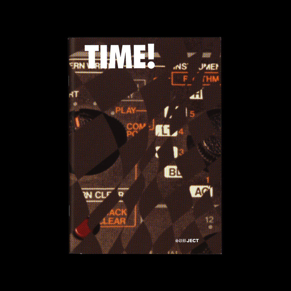 Time! (Sold Out)