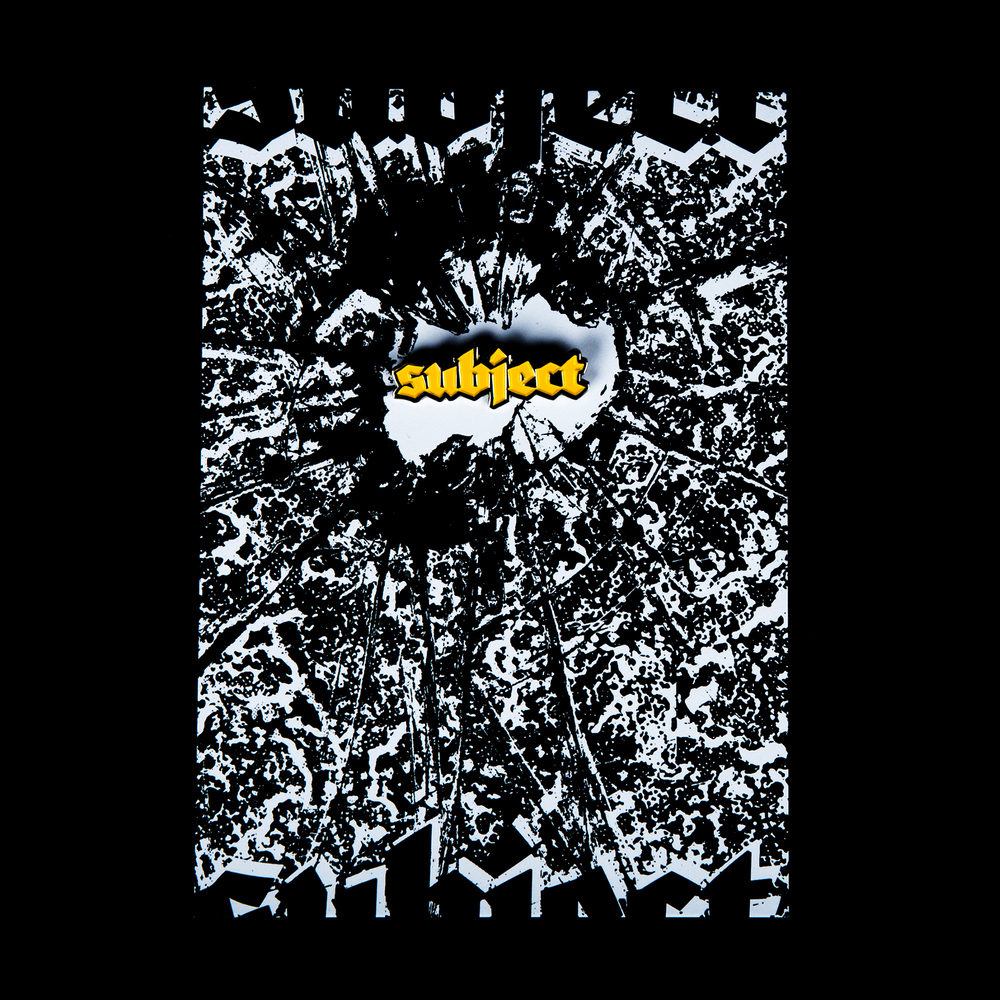 Blaktur Pin – Yellow SOLD OUT