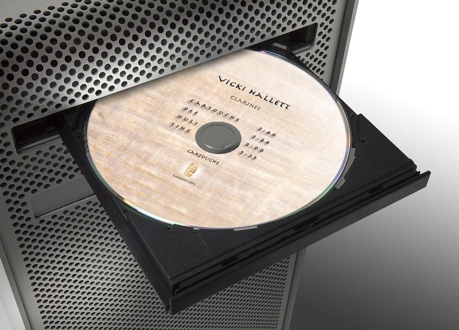Vicki Hallet CD