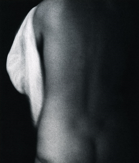 "Mother's Closet XV, 1991, gelatin silver print, 9 x 8"""