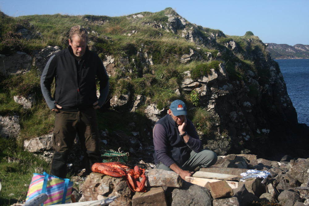 Isle of Mull, Wild Journey Solo coordinators