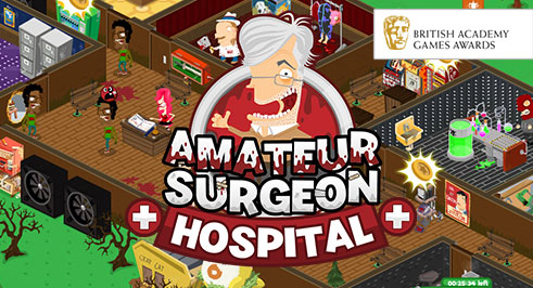 Amateur Hospital - the BAFTA Nominated Simulation Game