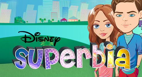 Disney Superbia - the virtual world entertaining millions of kids across Europe!