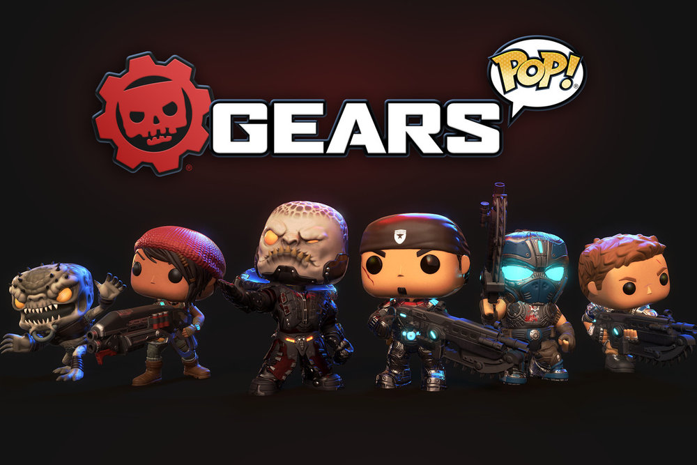 Gears Pop!  Coming to iOS and Android in 2019