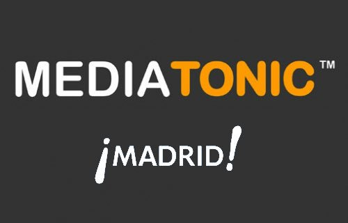 Image used to make it official. It already feels vintage, as both Mediatonic and the Madrid city council (bottom) have changed their logos