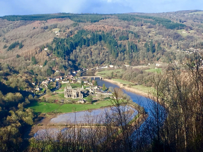 Wonderful Wye Valley Walk: Sunday 10th April        -