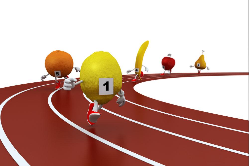 Running fruit shutterstock_60497011.jpg