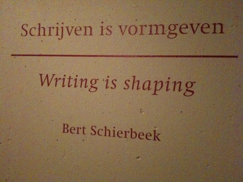 Musee des lettres Den Haag