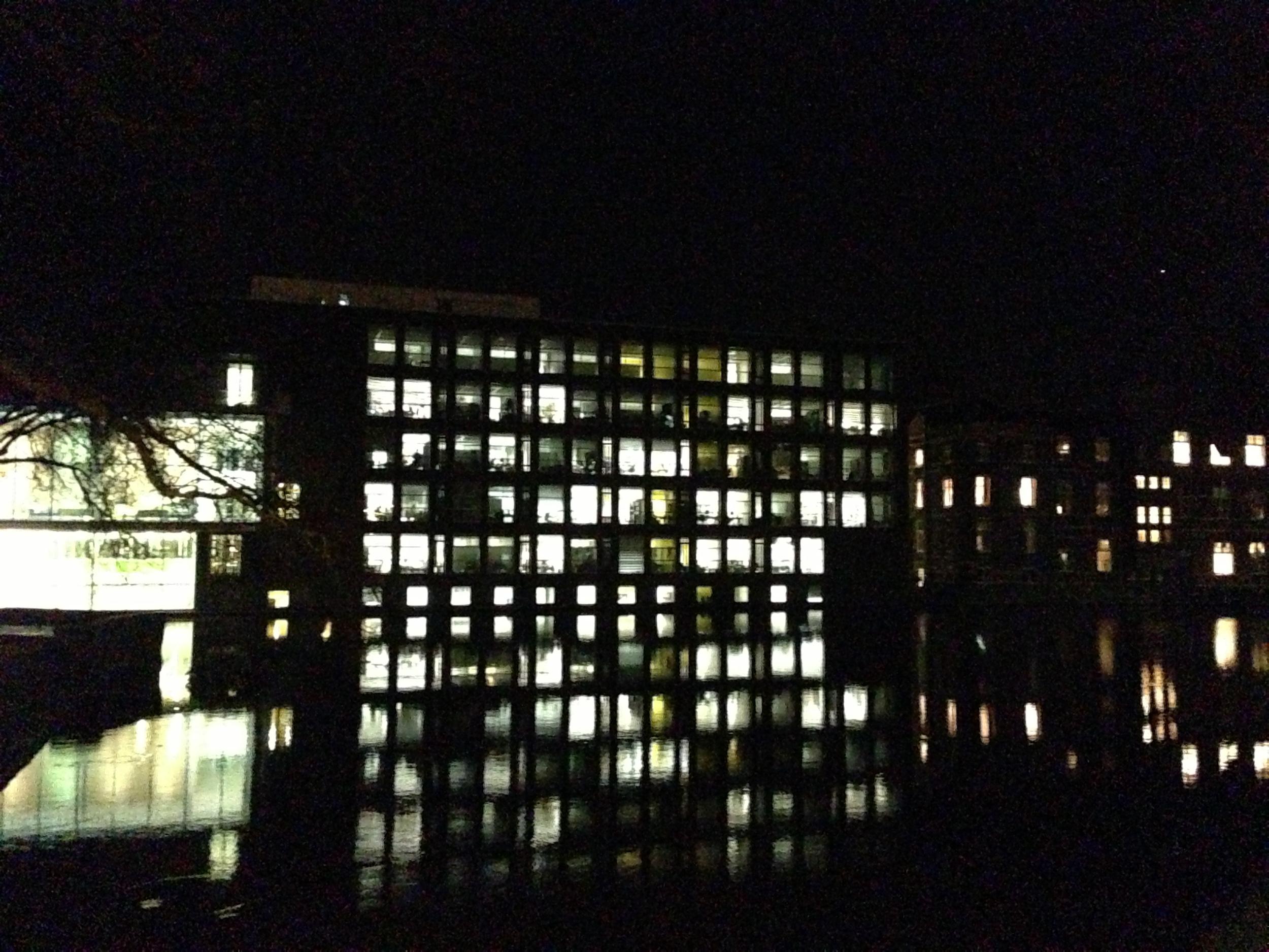Amsterdam, de nuit