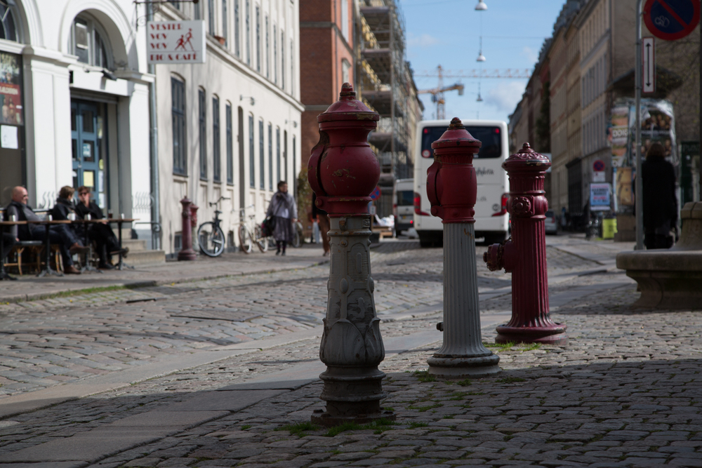 Vesterbro in Copenhagen. Photo by Erinç Salor.