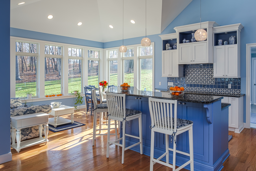 Mediterranean Backsplash, Old Saybrook, CT