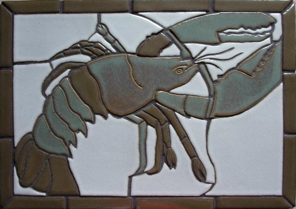 "Lobster 11""x15"""