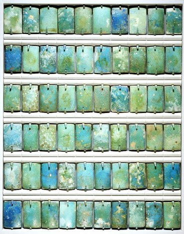 egyptian faience tile
