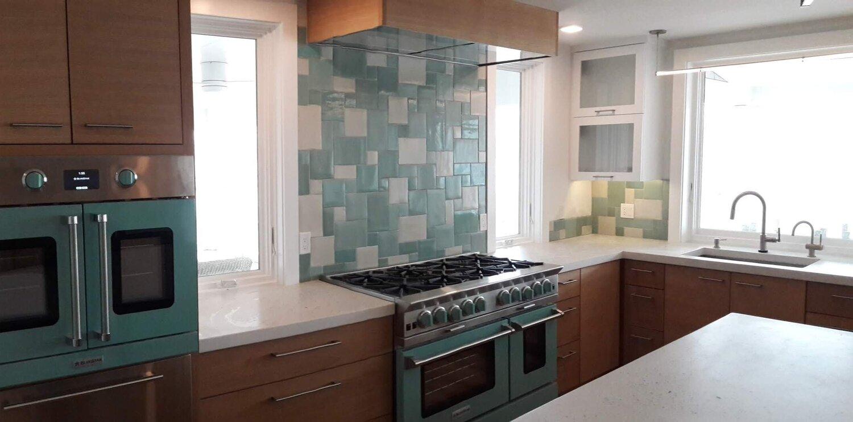 How To Install Your Own Backsplash Lilywork Artisan Tile