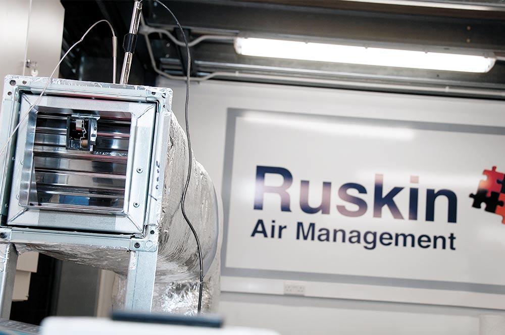 Ruskin Test Lab