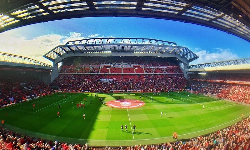 An iconic stadium in Liverpool uses Actionair  SmokeShield PTC™dampers and  LNS4 control systems as part of its fire safety system, using smart technology to protect the stadium and its occupants in the event of a fire.   Find out more about the project here...
