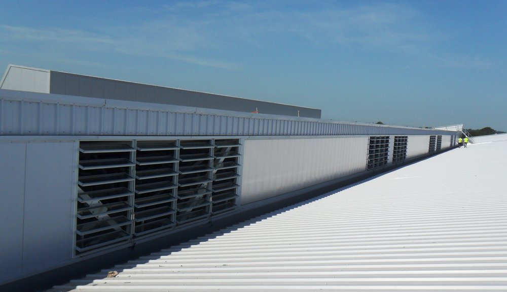 Delivering 2 for the price of 1   Naco's high quality smoke ventilation products can be adapted to respond to changing climatic conditions with a simple addition to the controls strategy. Find out more  here...